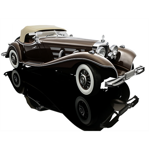 Mercedes-Benz 500K Special Roadster 1934