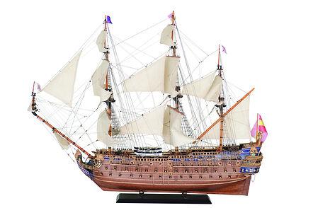 Batela Soleil Galleon