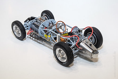 Rolling Chassis 1955 Lancia D50