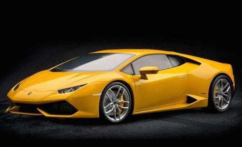 Lamborghini Huracan Lp610 4 Yellow Pearl