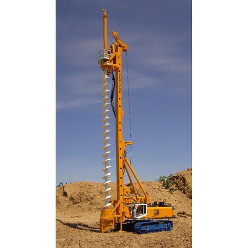 Bauer BG40 Drill Rig with SOB Auger