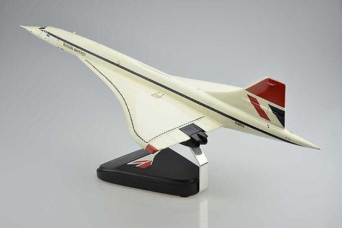 Concorde - Straight Nose