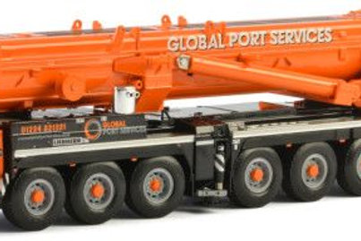 Liebherr LTM 1500 Global Port Services