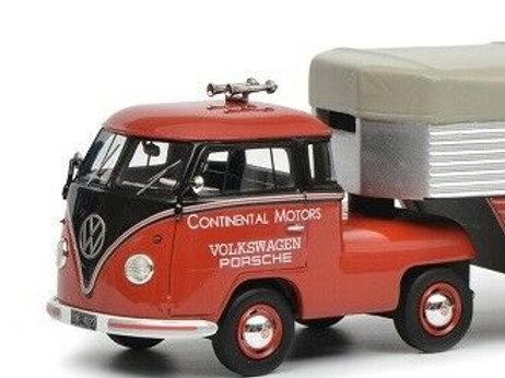 VW T1b Continental Motors Transporter