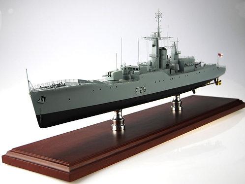HMS Plymouth - F126