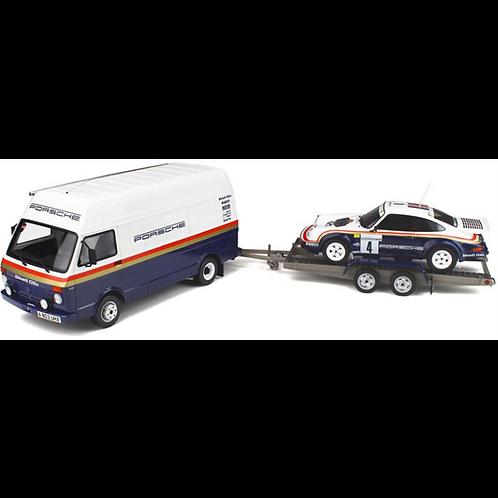 Rallye 1000 Pistes 1985
