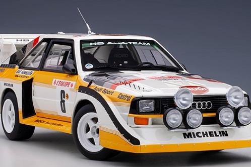 Audi Quattro S1 Rally