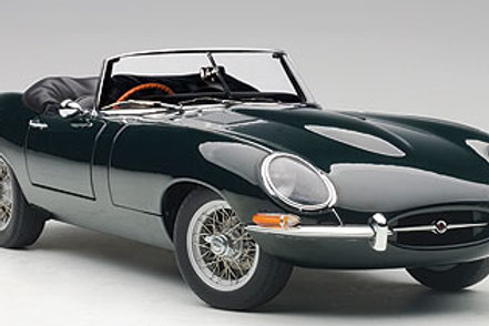 Jaguar E-Type Roadster Series 1 3.8