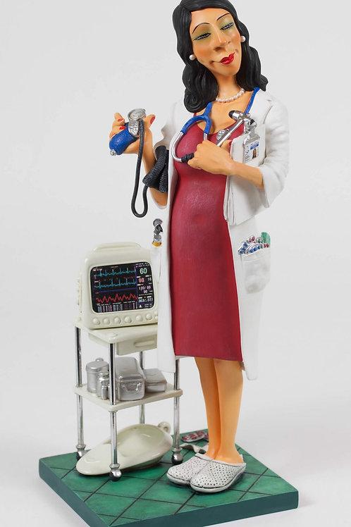 Madam la Doctor
