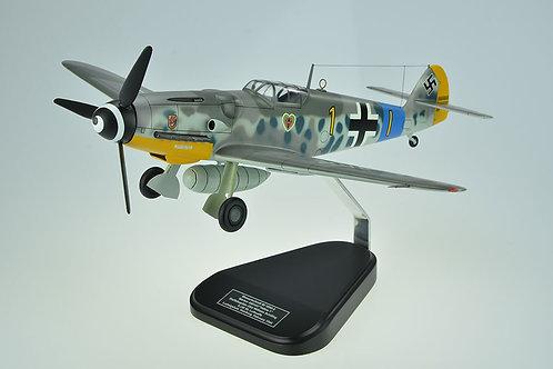 Messerschmitt Me109 - Clear Canopy