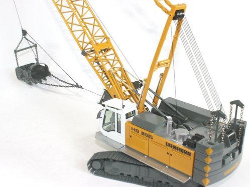 Liebherr HS 855 HD Litronic Crawler Crane