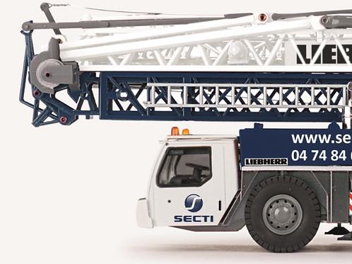 Liebherr MK88 Mobile Crane 'Secti'