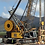 Thumbnail: Bauer Cable Crane MC96 c/w Trench Cutter