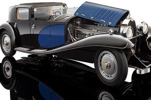 Bugatti Royale Coupe de Ville