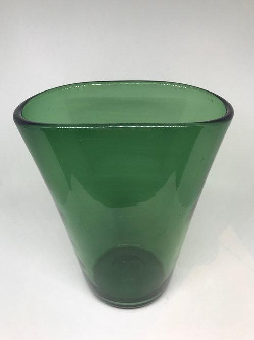 Vase en verre soufflé Empoli