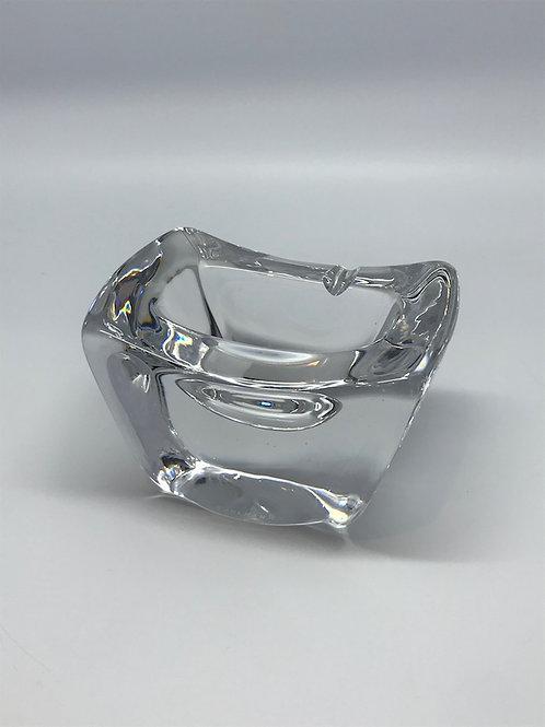 Cendrier vintage en cristal Daum - Kuhlmann