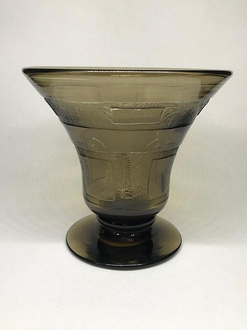 Vase art déco Véramé