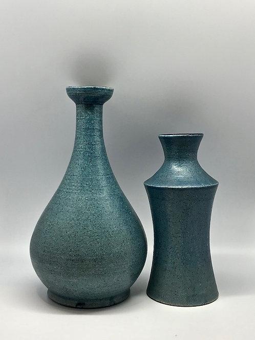 Céramiques d'Accolay bleu