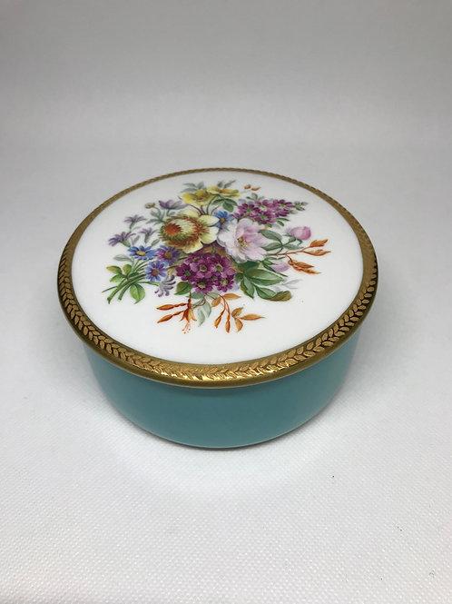 Boîte en porcelaine A. Kieffer
