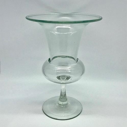 Vase Médicis en verre soufflé
