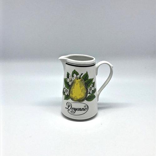Pot à lait vintage Porcelaine d'Auteuil