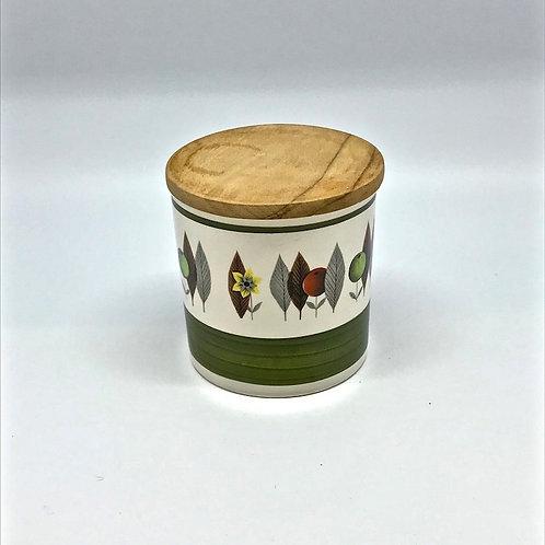 Pot à thé ou épices Palissy England collection Séville