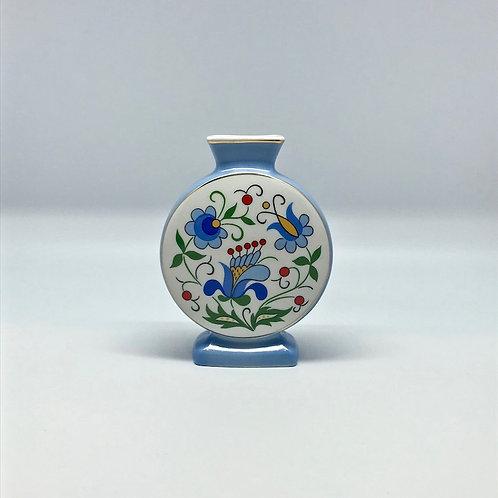 Petit vase Lubiana bleu