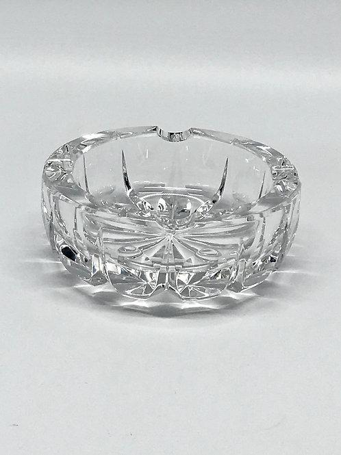 Cendrier vintage en cristal Saint-Louis modèle Ambassadeur