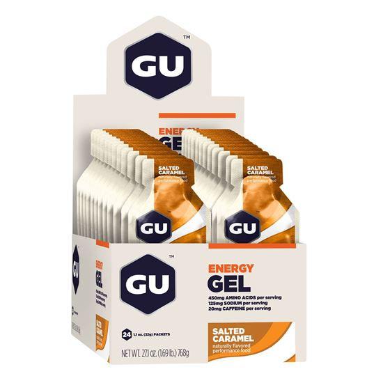 Gu Gel - Box (24 gels)