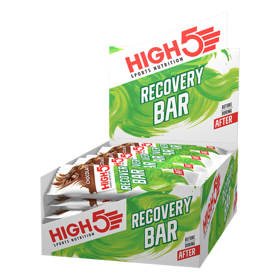 High 5 Recovery Bar - 25 Pack
