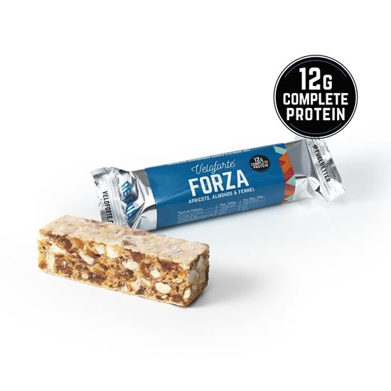 Veloforte Protein Bars - Forza (24 x 70g Bars)