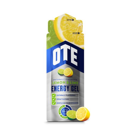 OTE Energy Gel with Caffeine (Box x 20)