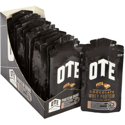 OTE Whey Protein Recovery Drink Sachets (Box x 14)