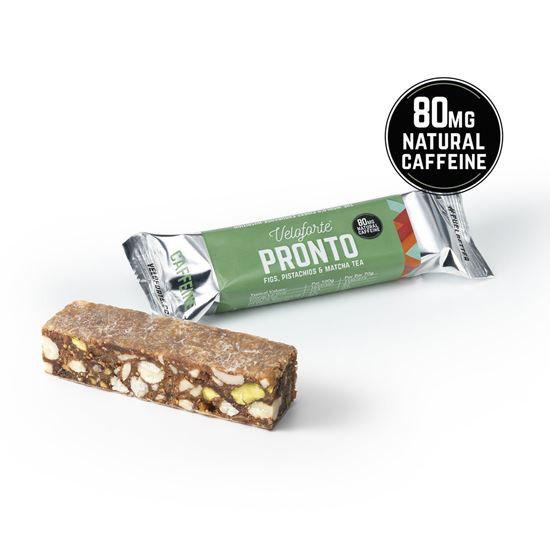 Veloforte Energy Bars with Caffeine - Pronto (24 x 70g Bars)