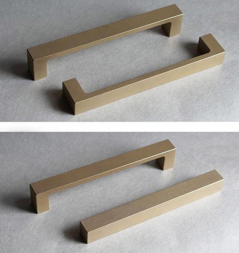 Set 1:コの字+コの字 / Set 2: コの字+四角 (L:240mm)