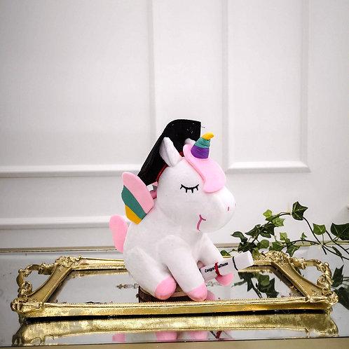 Plushie: Graduation Rainbow Unicorn