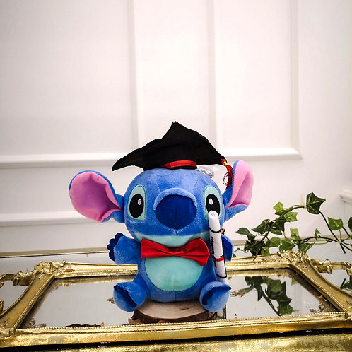 Plushie: Graduation Stitch
