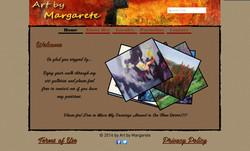 Art by Margarete Website