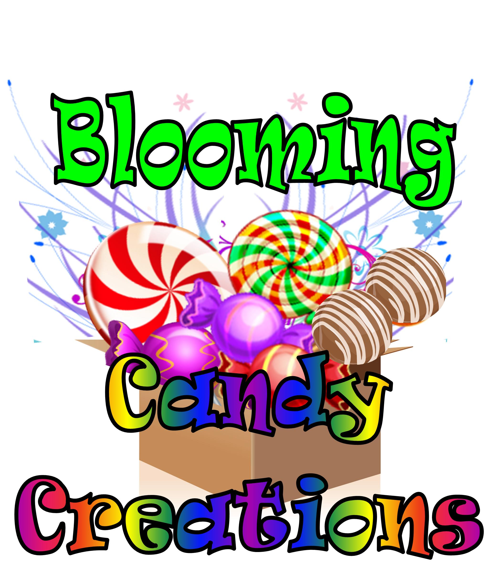Blooming Candy Creation