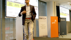 """MAX VRÁNA AT """"TRANSFORMACE 2019"""": WITH THE HELP OF TECH, INSURANCE MIGHT JUST BE HOT"""