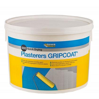 505 PLASTERERS GRIPCOAT 10LT  GRIPCT10
