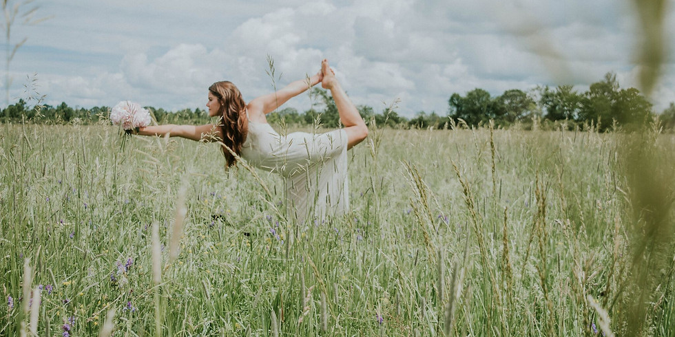 Bridal Yoga with Casey!