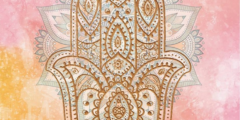 Celebrate Mother's Day and Create a Mandala together!