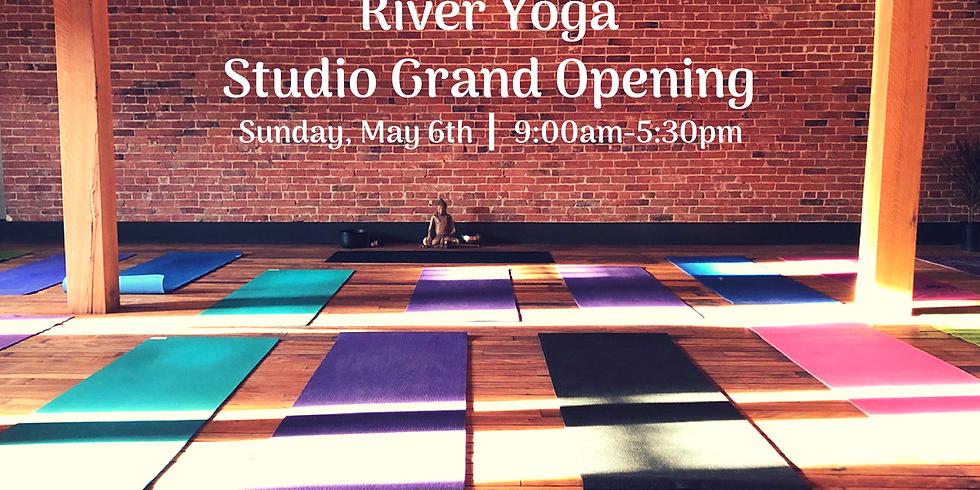 Studio Grand Opening!