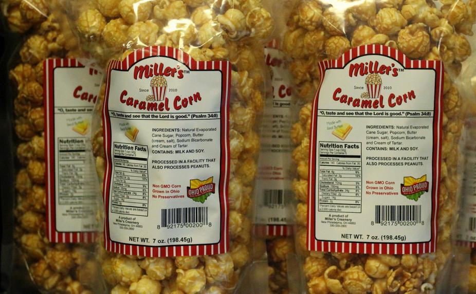 Miller's Caramel Corn