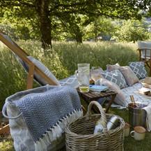 Kasbah mand picknick