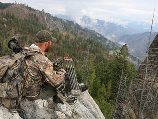 Backcountry Idaho Elk hunt