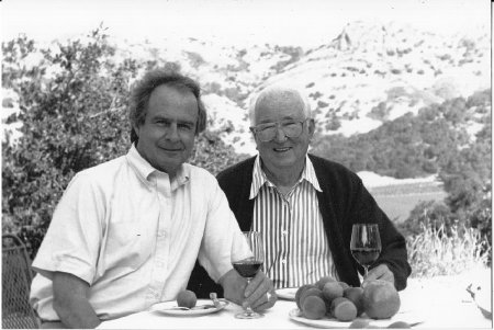 Warren Winiarski and Nathan Fay