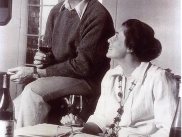 Warren and Barbara Winiarski 1974