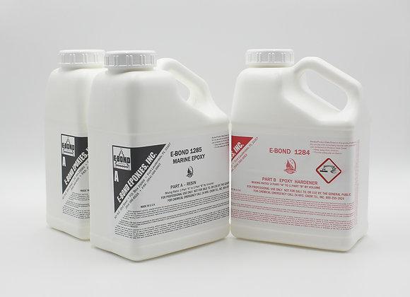 E-Bond 1285A/1284B System Marine Epoxy - 3 gallon kit
